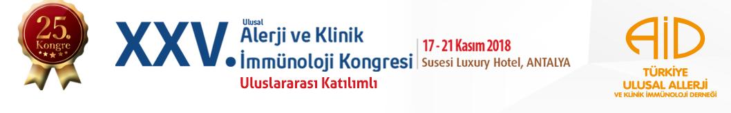 Ulusal Alerji ve İmmünoloji Kongresi